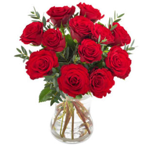 bloemen gennep rozen rood lucassen
